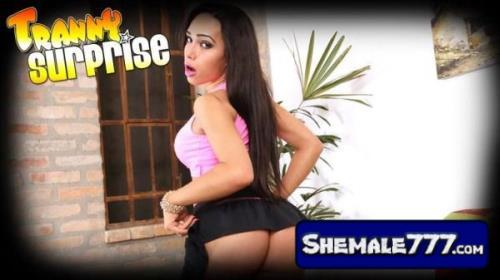 TrannySurprise: Sheylla Wandergirlt - Such A Treat [HD, MP4, 828 MB]