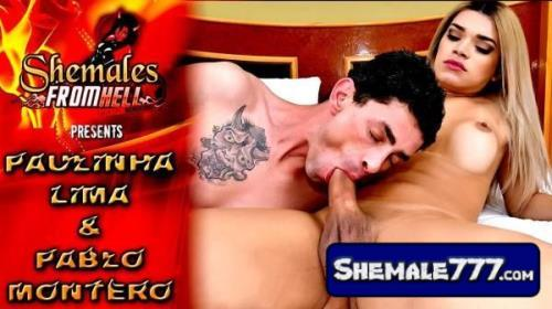 Shemales-From-Hell: Paulinha Lima, Pablo Monteiro - Paulinha Lima, Pablo Monteiro (HD 720p, 923 MB)
