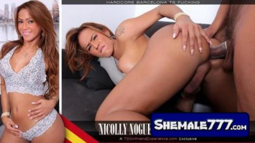 TSGirlFriendExperience: Nicolly Nogueira - Barcelona Bombshell [HD, MP4, 872 MB]