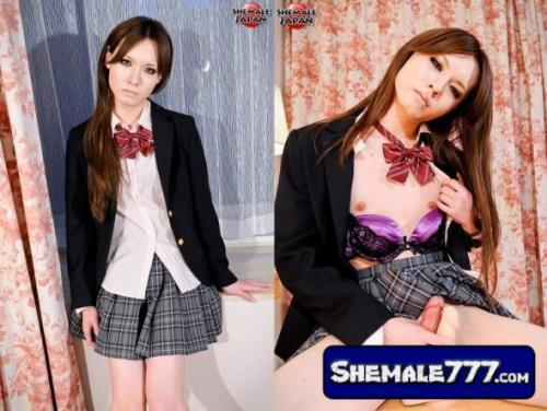SheMaleJapan: Lisa - Naughty Lisa In School Uniform! Remastered (1080p)