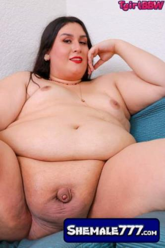 Grooby, TGirlBBW: Shemeatress - Cums Hard For You! (FullHD 1080p)