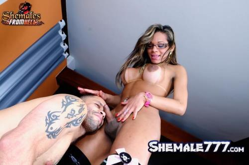 Shemales-From-Hell: Melany Vilhena, Marcus - Hardcore (HD 720p)