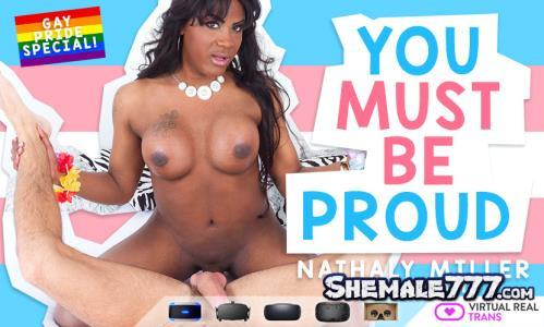 VirtualRealTrans: Nathaly Miller - You Must Be Proud (FullHD 1080p)