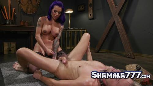 TSSeduction, Kink: Sherman Maus, TS Foxxy - Maus Trap: TS Foxxy Rewards Her Loyal Servant, Sherman Maus (HD 720p)