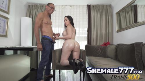 Trans500: Sherlyn Star - Meets The Monster! (FullHD 1116p)