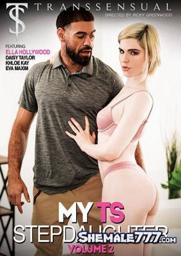 Ricky Greenwood, Mile High Media, Transsensual: Ella Hollywood, Eva Maxim, Ricky Larkin, Pierce Paris, Khloe Kay, Daisy Taylor - My TS Stepdaughter 2 (FullHD 1080p)