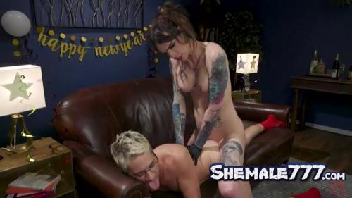 TSSeduction, Kink: Chelsea Marie, Sherman Maus - New Years Bang: Chelsea Marie Frees Butt Slut From Chastity (SD 540p)
