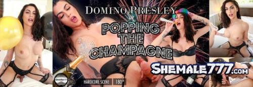GroobyVR: Domino Presley - Popping The Champagne (UltraHD 2K 1920p)