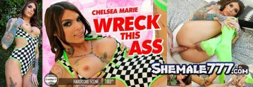 GroobyVR: Chelsea Marie - Wreck This Ass (UltraHD 2K 1920p)