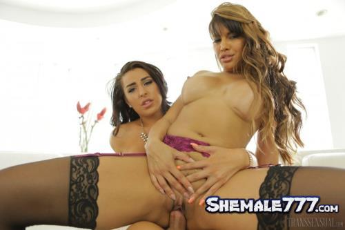 Transsensual: Mercedes Carrera, Chanel Santini - Girls Just Wanna Have Fun (HD 720p)