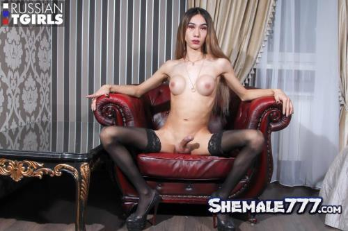RussianTgirls: Alina - Sultry Sweetheart Alina! (FullHD 1080p)