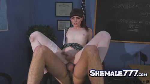 Genderx: Natalie Mars, Dante Colle - Trans School Girls (HD 720p)