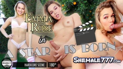 GroobyVR: Emma Rose - A Star Is Born! (UltraHD 2K 1920p)