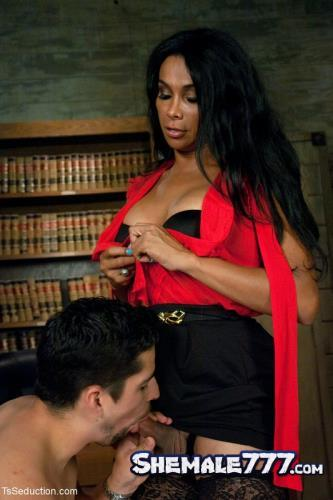 TsSeduction, Kink.: S Jack, Vaniity - Shemale Dominate (HD 720p)