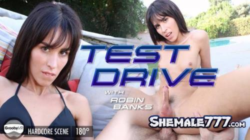 GroobyVR: Robin Banks - Test Drive Robin Banks! (HD 960p)