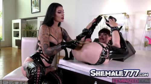 Feminized, Clips4Sale: Natalie Mars, Mistress Damazonia - My Robot Wife 2 (FullHD 1080p)
