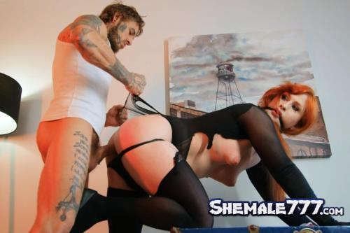 TransHarder: Evie Envy, Bo Sinn - Break The Burglar (FullHD 1080p)