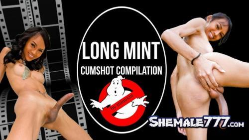 Compilation: Long Mint - Cumshot compilation by minuxin (FullHD 1080p)
