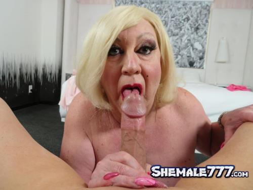 SissyPOV: Sheela Monroe - Blonde Femme Babe Still Has The Skills (HD 720p)